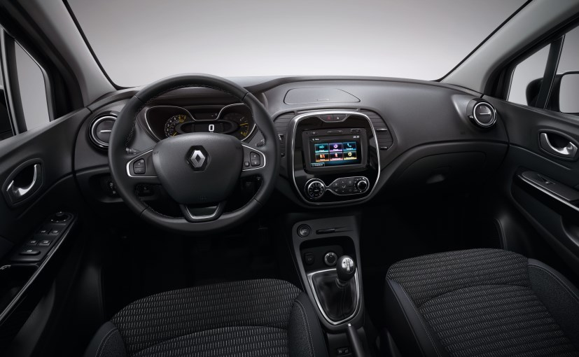 New Renault Kaptur Cabin (Manual)