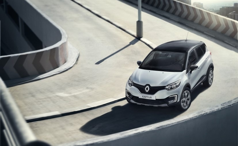 New Renault Kaptur
