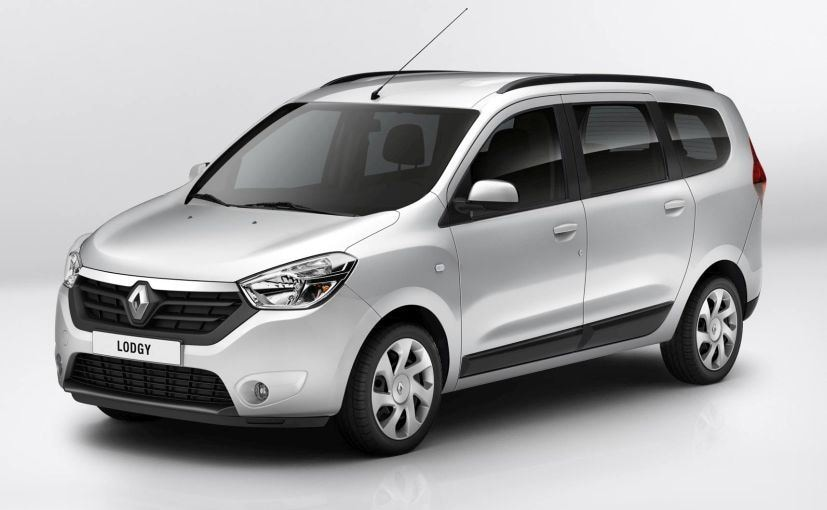 Renault Lodgy To Offer AMT And New Base Variant Soon