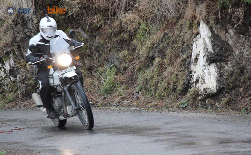 Royal Enfield Himalayan Performance