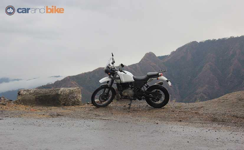 Royal Enfield Himalayan Dynamics