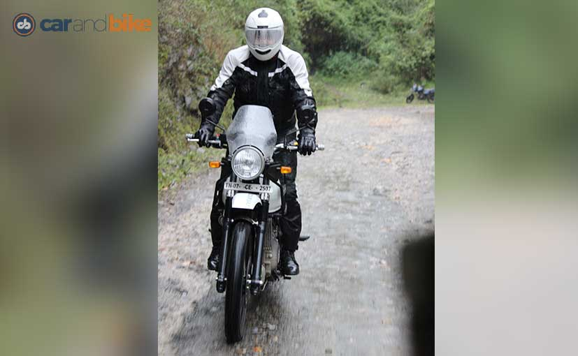 Royal Enfield Himalayan Ride Quality