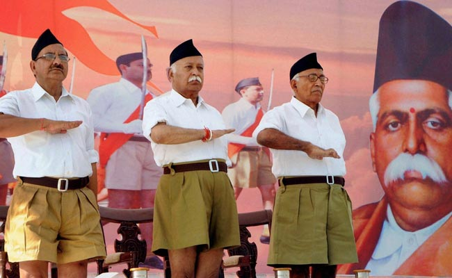 rss chief mohan bhagwat pti