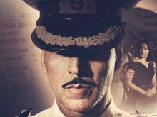 Akshay Kumar and Much Mystery in <I>Rustom</i> First Poster