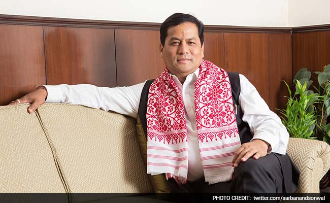 BJP's Assam Chief Minister Candidate Files Nomination From Majuli