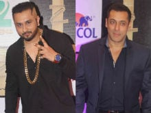 Honey Singh Looks Forward to Share Stage With Salman Khan