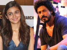Shah Rukh is Alia Bhatt's 'Best Ever Co-Star.' She Says So