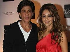 Shah Rukh Khan's Wife, 3 Others Get Letter From AAP Government. Here's Why