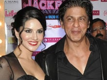 Shah Rukh Has a Special Song With Sunny Leone in <i>Raees</i>. Details Here