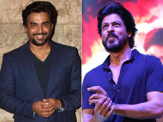 Madhavan Introduces Shah Rukh Khan's 'Biggest Fan'