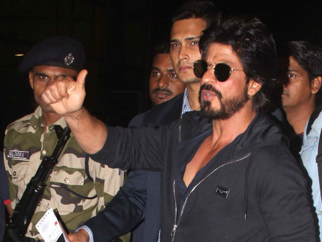 Shah Rukh in Talks With Seven Directors. More Details Here