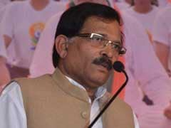 Goa's Shripad Naik To Be Inducted In Modi Cabinet