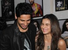 Alia Bhatt on Question About Sidharth Malhotra: Don't Want to <i>Bolna</i>
