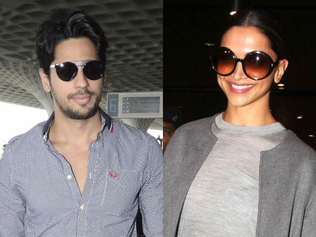 Deepika Padukone, Sidharth Malhotra in a Film? KJo Agrees