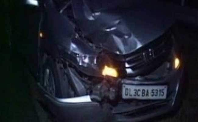 In Accident That Killed Doctor, Police Back Minister Smriti Irani