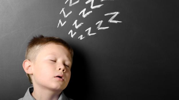 Does Your Child Snore? It May Cause Learning Problems