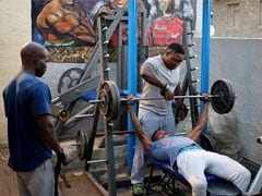 'South Africa's Schwarzenegger' Aims To Lift Poor With Township Gyms