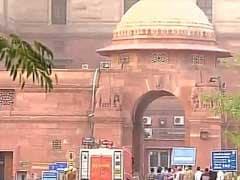 Minor Fire In Delhi's South Block Area, No Casualties