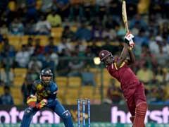 टी-20 वर्ल्ड कप : वेस्टइंडीज़ ने श्रीलंका को 7 विकेट से हराया, फ्लेचर और बद्री चमके