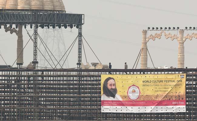Sri Sri Event Cleared With 5 Crore Fine And Separate Enclosure For PM