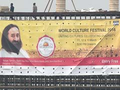 Sri Sri Event: No Permission Given, Says Water Resources Ministry To Green Panel