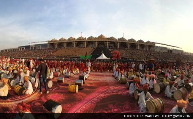 Culture Ministry's Grant to Sri Sri Festival Raised In Court
