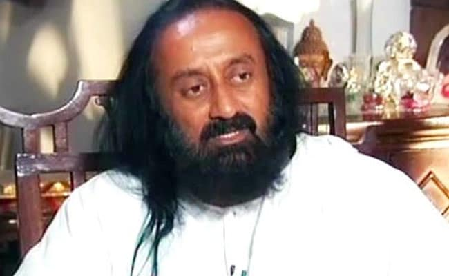 Contempt Suit Against Sri Sri For 'Disrespect' To Green Tribunal