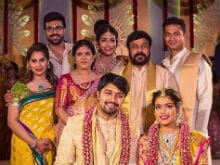 Chiranjeevi's Daughter Srija Gets Married. See Pics Here