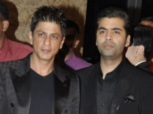 Shah Rukh Khan Has to Open <I>Koffee with Karan</I>'s New Season, Says KJo