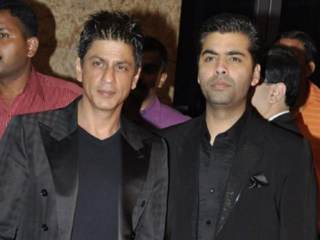 Shah Rukh Khan Has to Open Koffee with Karan's New Season, Says KJo