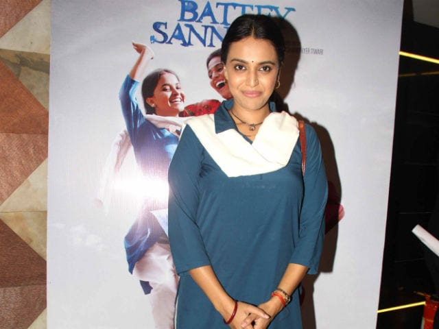 Why Swara Bhaskar Didn't Want to do Nil Battey Sannata Initially