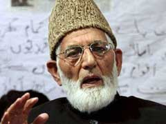 Son-In-Law Of Hurriyat's Geelani, 6 Others Arrested For Terror Funding