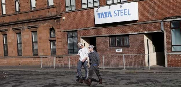 Bankers Steer Clear Of Tata Steel's UK Sale