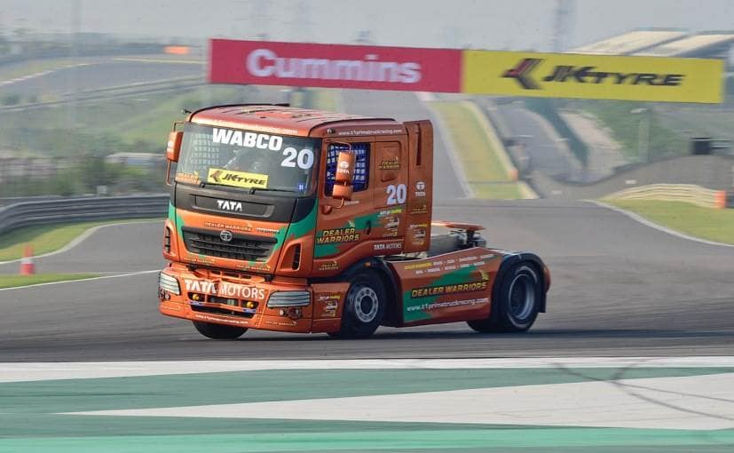 Tata Motors' T1 Prima Truck Racing Championship Season 4 Dates Announced