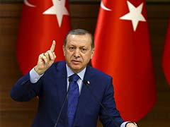 Tayyip Erdogan Says Germany Has Become 'Haven For Terrorists'