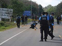 UN Condemns Thai Insurgents For Seizing Hospital During Attack