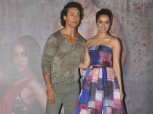 Tiger Shroff is a 'Fan' of Shraddha. Romancing Her in <I>Baaghi</i> Was 'Easy'