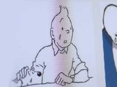 Tintin Weeps As World Puts An Arm Around Belgium