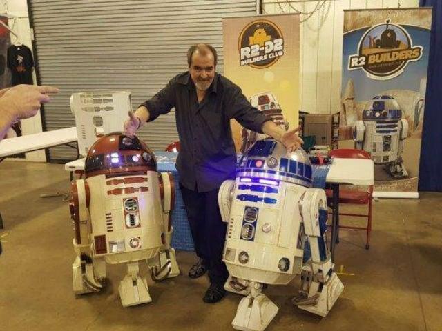 Tony Dyson, Creator of Stars Wars' R2-D2, Found Dead in Malta