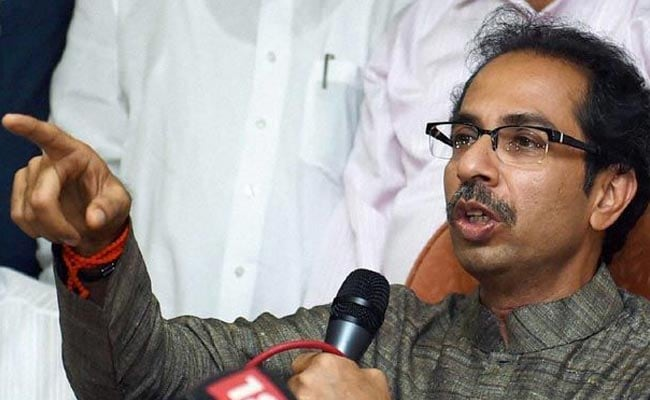 'One Who Will Defeat Shiv Sena Is Yet To Be Born': Uddhav Thackeray