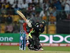वर्ल्ड टी-20 : ख्वाजा के अर्धशतक से ऑस्ट्रेलिया ने बांग्लादेश को तीन विकेट से हराया