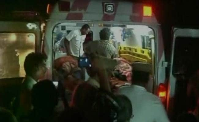 4 Hyderabad Students Killed, 30 Injured As Drunk Driver