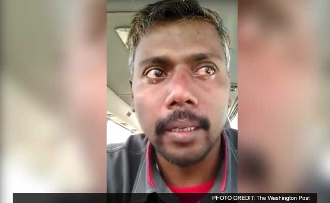Indian Worker Posted Video About Saudi Arabia. Then Things Got Worse.