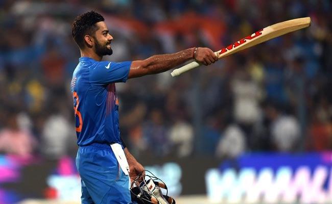 वर्ल्ड टी-20 : 136 के औसत से 273 रन बनाकर 'मैन ऑफ द टूर्नामेंट' बने विराट कोहली