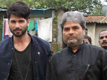 Shahid Kapoor Feels 'Fortunate And Blessed' to Work With Vishal Bhardwaj