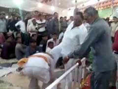 Gujarat BJP Lawmaker 'Admits' To Kicking Man, Says It's Small Incident