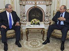 Benjamin Netanyahu, Vladimir Putin To Meet Over Syria Conflict