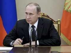 After Violence, Vladimir Putin Calls For End To Violence In Nagorno-Karabakh