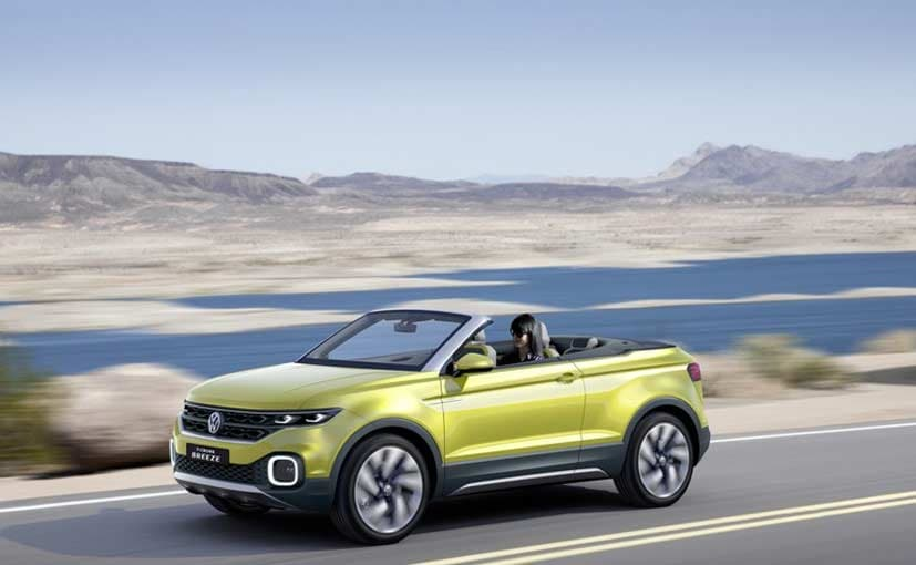 volkswagen to unveil t cross suv in 2018 ndtv carandbike. Black Bedroom Furniture Sets. Home Design Ideas