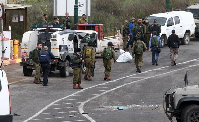 Four Palestinians Detained After Settlement Visit: Security